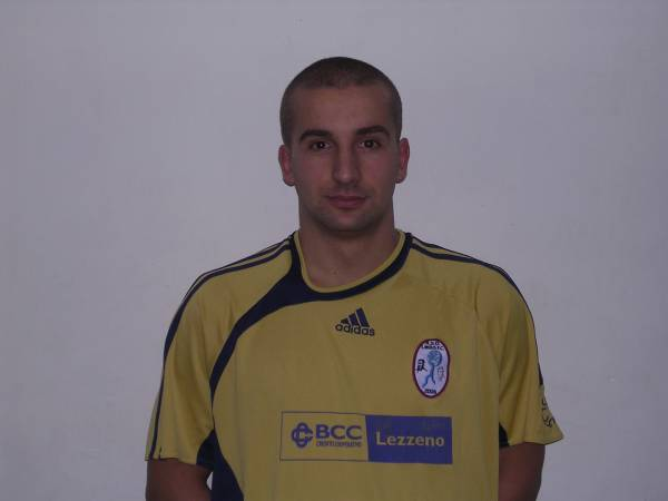 Benassè Francesco,un palo e la rete del 3-2