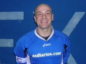 Un grazie mille al nostro Gallo,che è stato oltretutto un fondatore della ASD Larius 2006